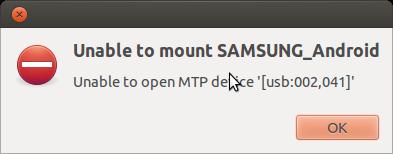 Annoying ubuntu popup